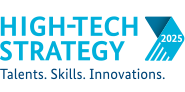 Logo der Hightech-Strategie 2025