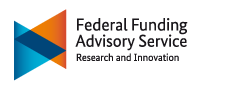 Logo of the Federal Funding Advisory Service - Research and Innovation